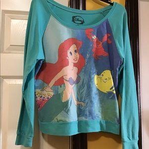 HotTopic Disney The little Mermaid jumper